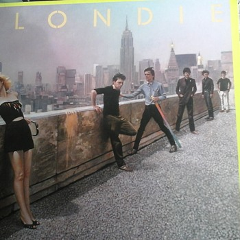 "Blondie  ""AutoAmerican "" - Records"