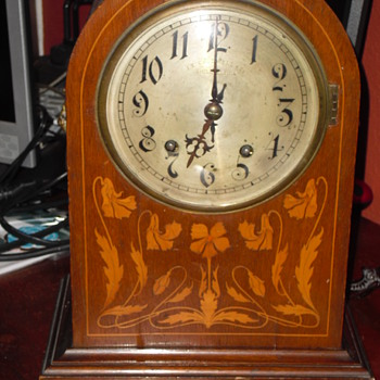 J.E. Caldwell & Co. Philadelphia Clock