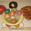 Alabaster Eggs from Italy Happy Easter :)