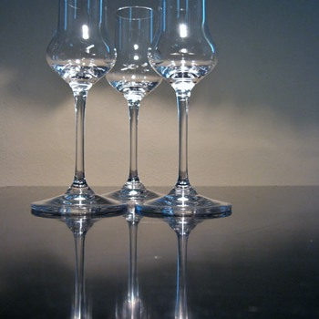 CLAUS JOSEF RIEDEL  - Glassware