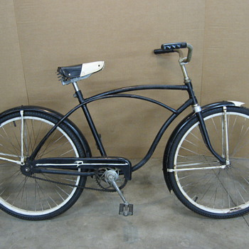 Old Royce-Union German made bicycle. - Outdoor Sports