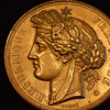 Medal Commemorating the 1878 EXPOSITION UNIVERSELLE of PARIS