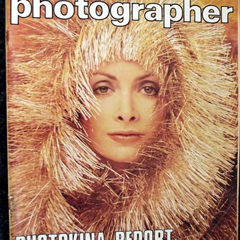 1974-1978-amateur photographer magazines-girly covers! - Paper