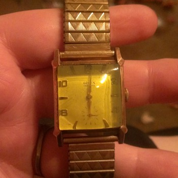 gruen watch. was my great grandpas watch.