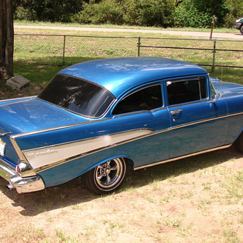 My 57 Chevrolet