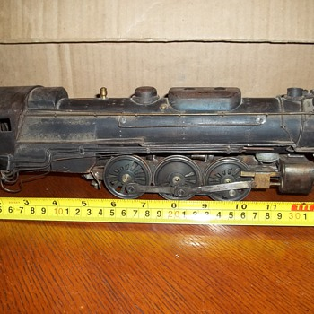 Need help identifying train. - Model Trains