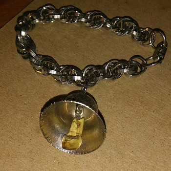 bracelet with a bell