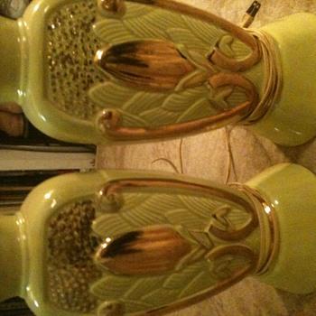 Corn motif lamps - Lamps
