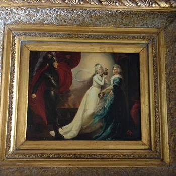 Artist EPR Painting - Victorian Era