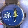 Mr Peanut Jump hour watch