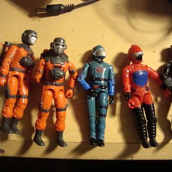 g i joe  - Toys
