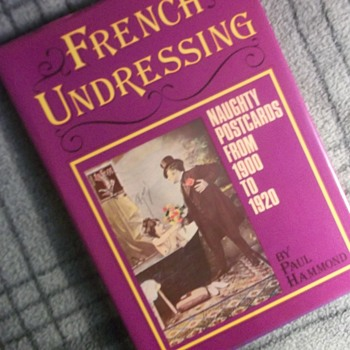 FRENCH POSTCARD BOOK VERY INFORMATIVE FOR THE PC  COLLECTOR.