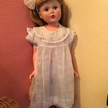 My Princess Peggy estate sale find - Dolls
