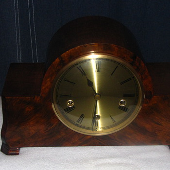 Enfield Mantel Clock - Clocks