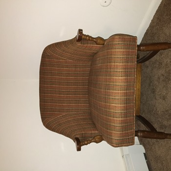 My First Goodwill Chair - Furniture
