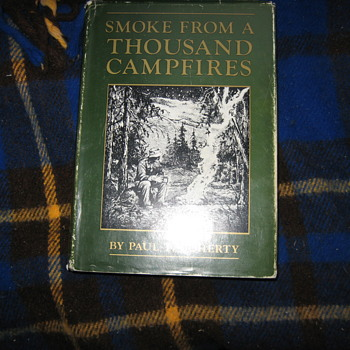 Paul T Doherty...........Smoke from a Thousand  Campfires - Books