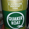 Quaker Koat barrel