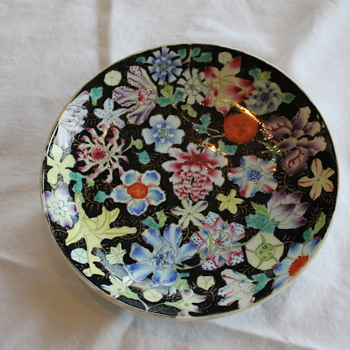 Pretty plate - anyone know the kiln?