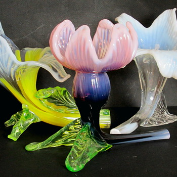 HAPPY VALENTINES DAY....From New Zealand....:-) - Art Glass