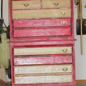 Highboy in need of TLC