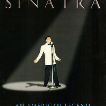"1995 - ""Frank Sinatra"" by Nancy Sinatra (First Edition) - Books"
