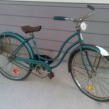 Vintage Schwinn Does anybody know that type of Schwinn it is?  - Sporting Goods