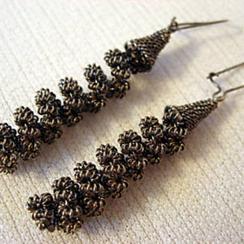Silesian Wirework Earrings