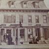 Feltonville Mass Street scene from the Civil War