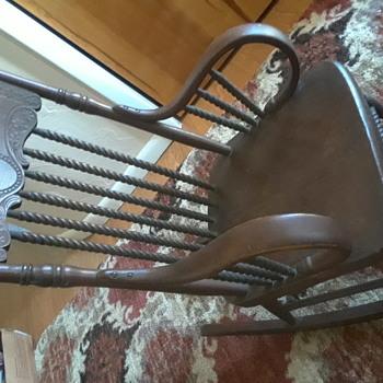 Child's Rocking Chair - Furniture