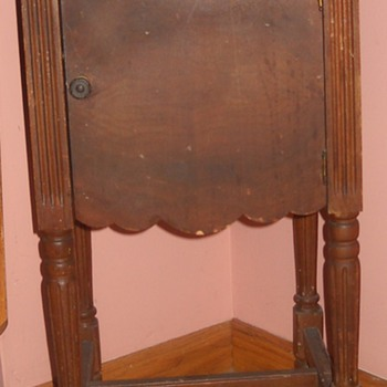 Antique Tobacco Stand  - Furniture