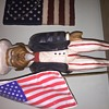 Folk Art Carving - Uncle Sam