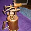 Clayton & Lambert 1915 Gas blow torch