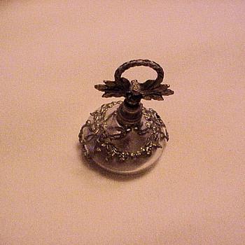 Perfume Holder - Bottles