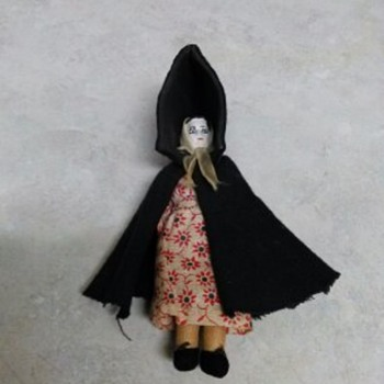 ODD CLOTH DOLL