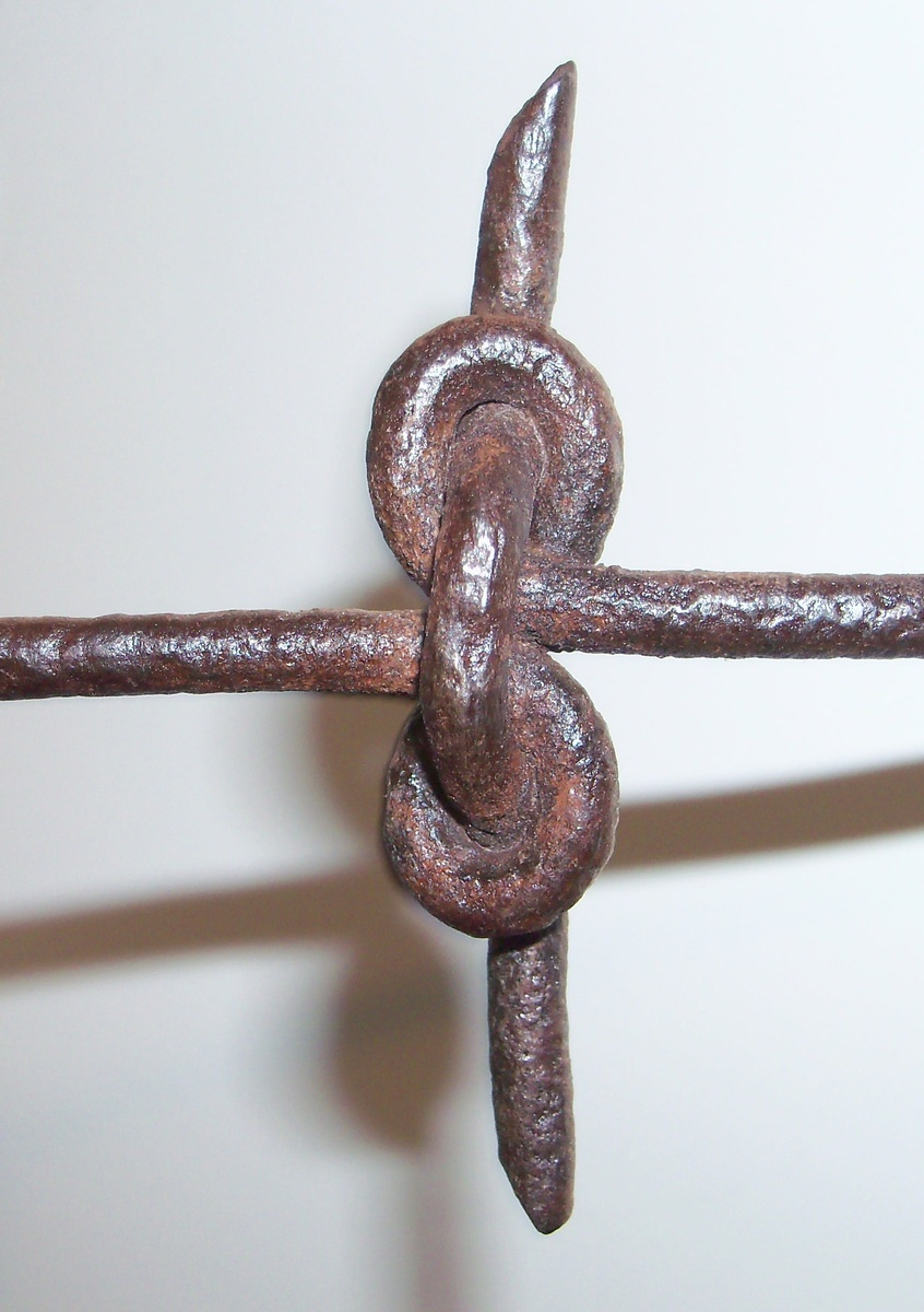 More antique barbed wire collectors weekly