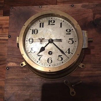 Kreigsmarine Uboat Clock