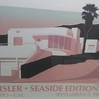K. EISLER ARTEXPO LITHOGRAPH - Visual Art