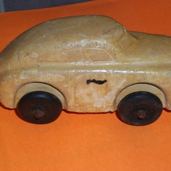 CERAMIC CAR - Model Cars