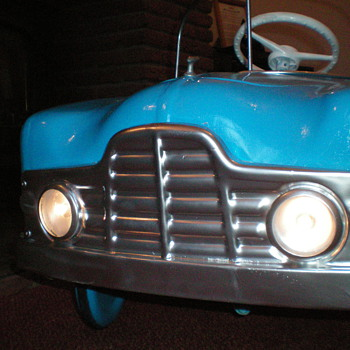 1958 TRIANG ZEPHYR - Model Cars
