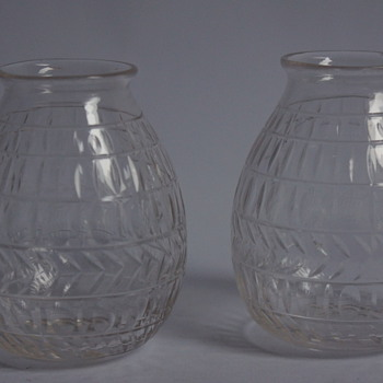 Whitefriars Vases - Art Glass