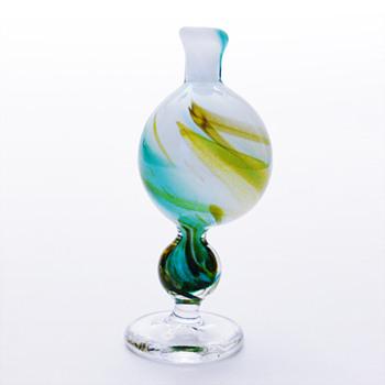 CASCADE vase, Per Lütken (Holmegaard, 1970) - Art Glass