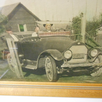 Can anyone ID this car make please? - Classic Cars