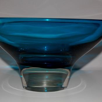 Rare Flavio Poli sommerso vase - Art Glass