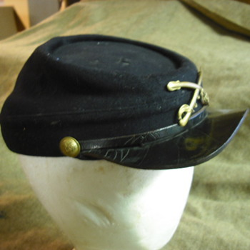 Model 1872 Forage Cap - Military and Wartime