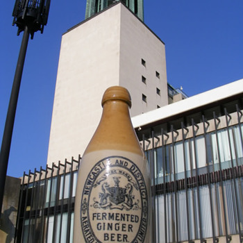 NEWCASTLE & DISTRICT AERATED WATER COMPANY  LIMITED - Bottles