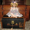 "Hamilton Collection Bisque Porcelain Doll ""Rebecca"" No. 1332A ($8.00 Find!!)"