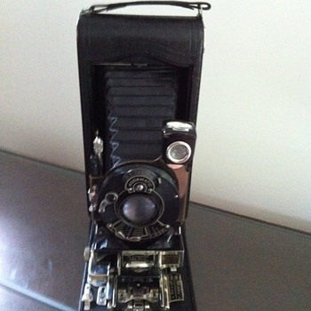 Vintage Eastman Kodak Camera.