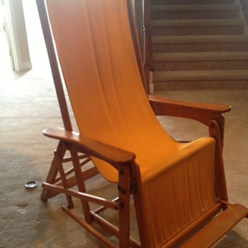Grandpa's Reclining Chair - Furniture