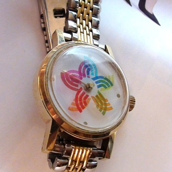 LE JOUR TIME CO WATCH very Interesting I can not find info about this watch What is it??