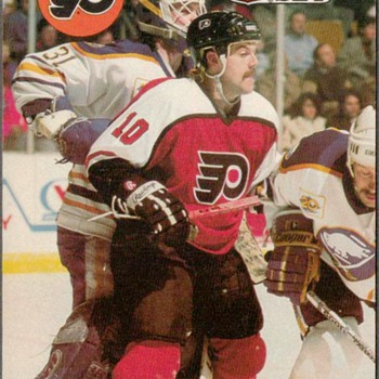 1990 - Hockey Cards (Philadelphia Flyers)